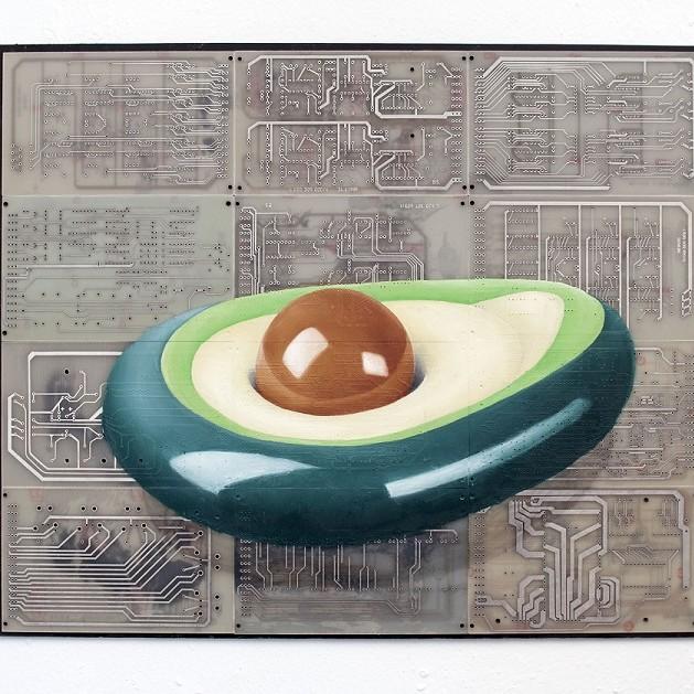 Kunstwettbewerb - Beitrag von Raimund Schemmel - Hunger