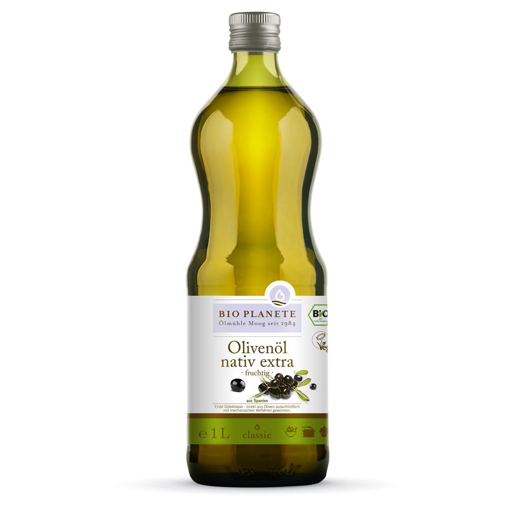 Oliwa z Oliwek O Owocowym Smaku BIO 1l eko BIO PLANÈTE