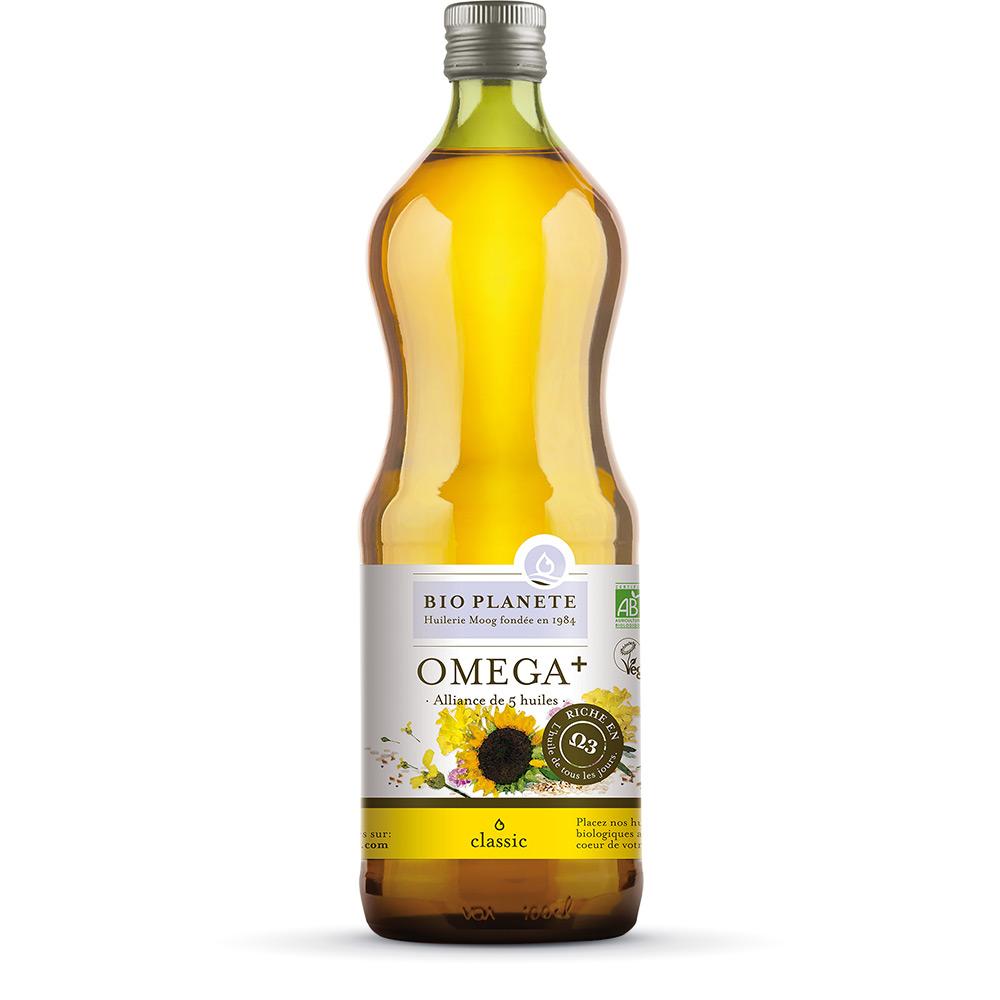 huile olive quel omega