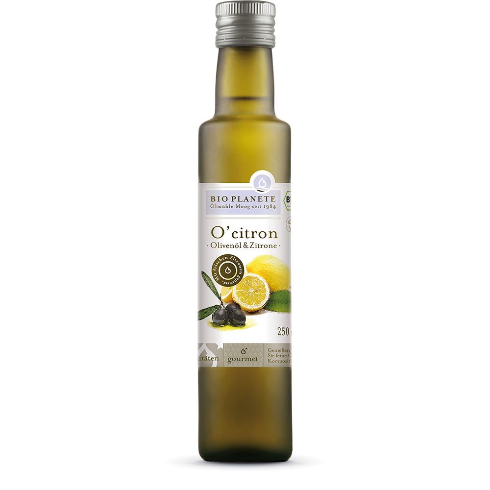 ocitron-olivenöl-zitrone-250ml-bio-planete