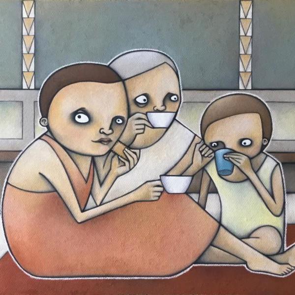 Kunstwettbewerb - Beitrag von Betty Wirtz