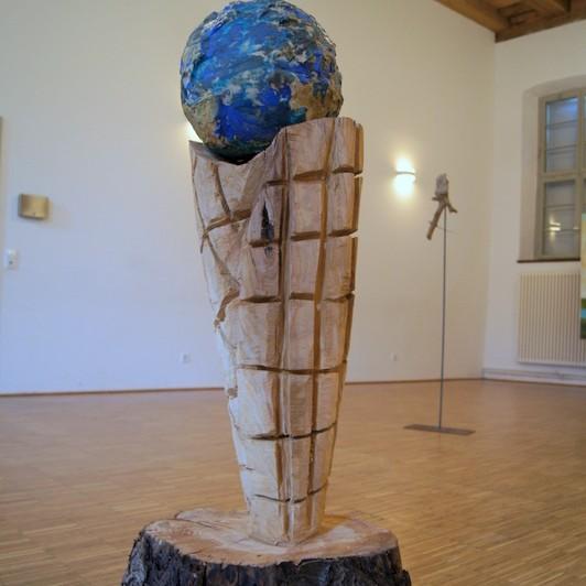 Kunstwettbewerb - Beitrag von Pavel-Miguel Jimenez-Alfonso
