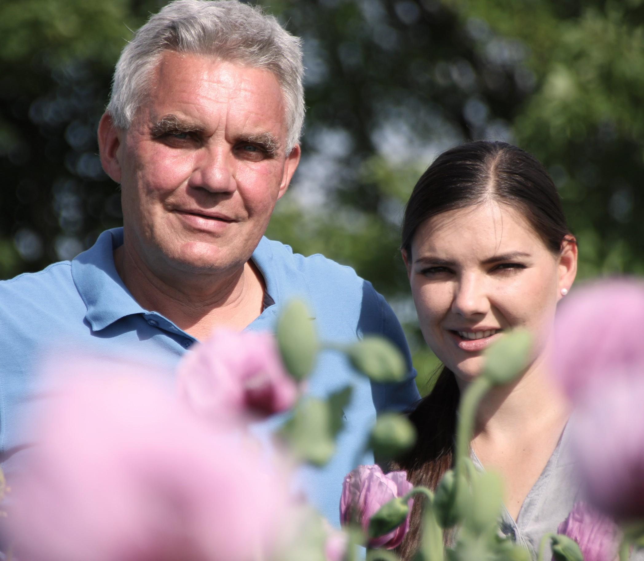 Bio-Landwirt Ralf Marold