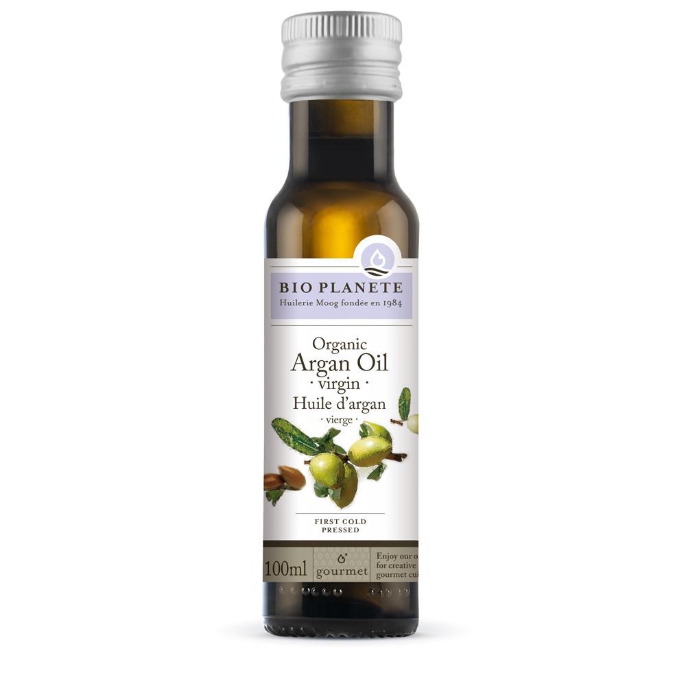 Olej z Ziaren Arganowca - Oleje Gourmet - Produkty - Bio Planète