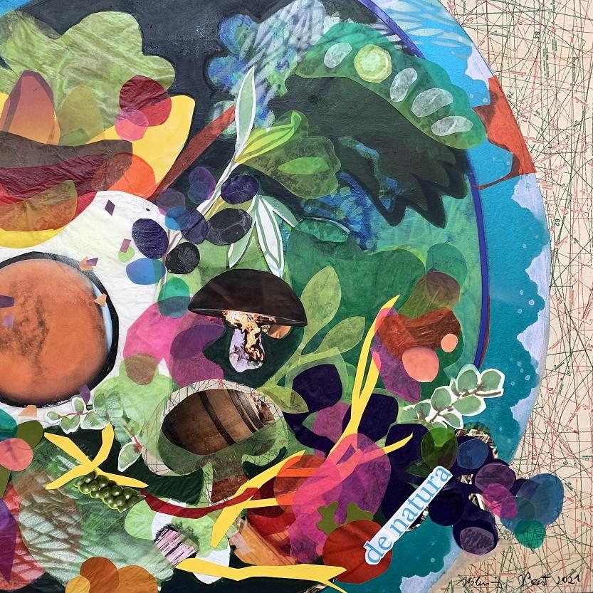 Kunstwettbewerb - Beitrag von Isabel Blessing-Peest