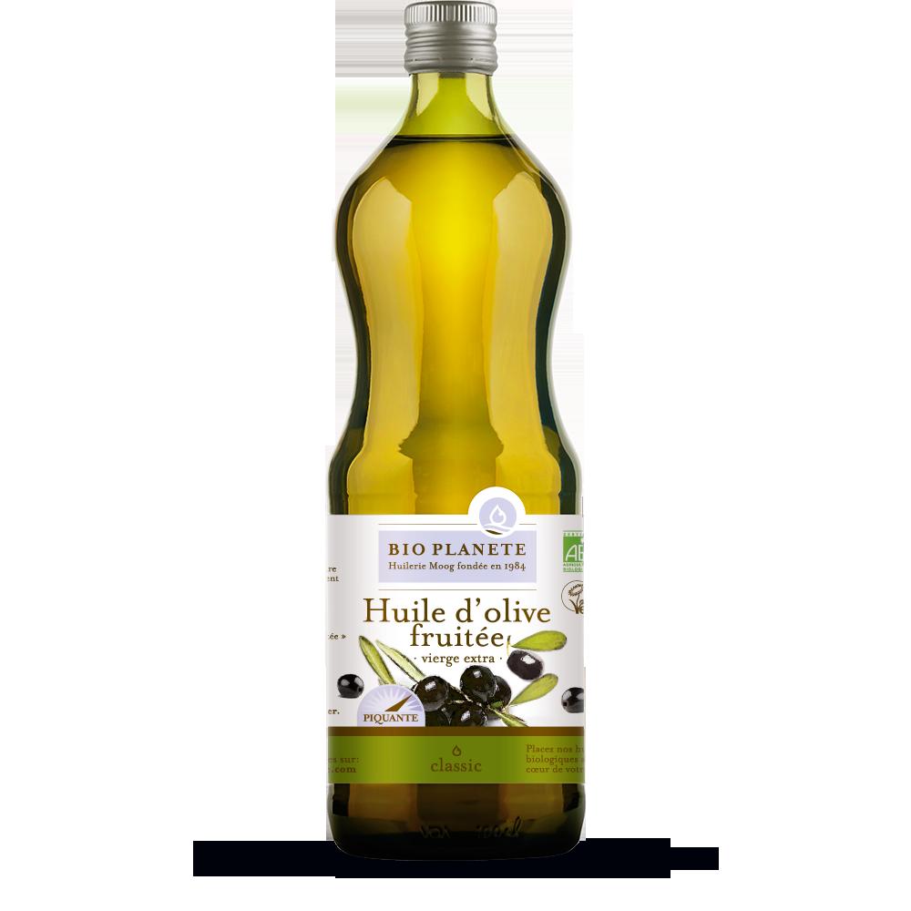 Huile d'olive fruitée - Gamme Classic - Produits - Bio Planète