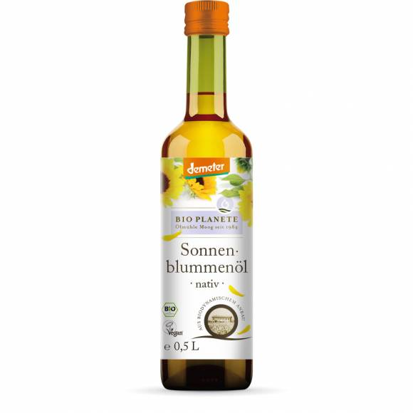 demeter-sonnenblumenöl-500ml-nativ-bio-planete