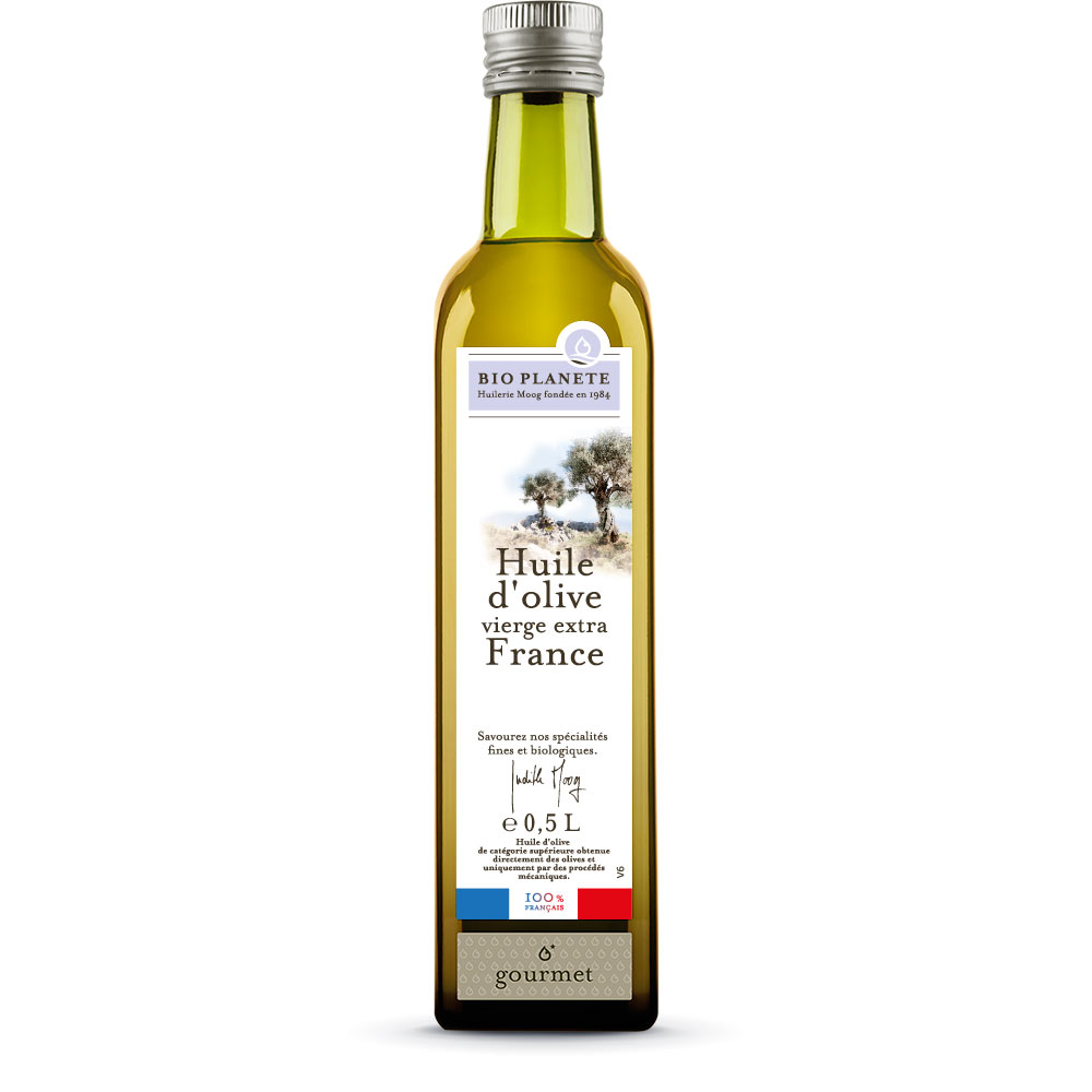 huile olive francaise